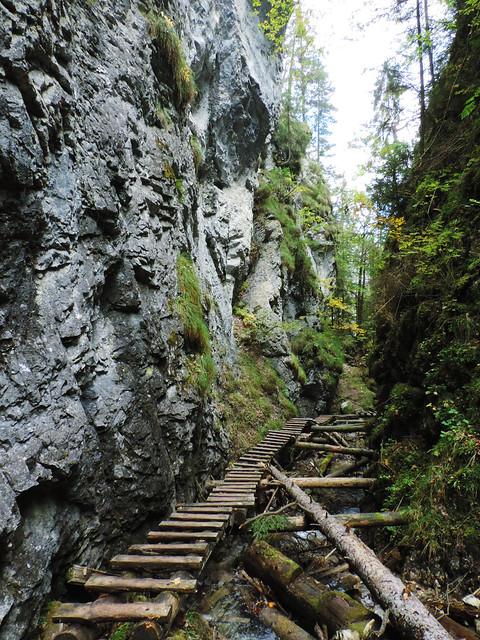 Malý Kyseľ, Slovak Paradise National Park