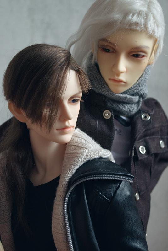 Berg and Eric
