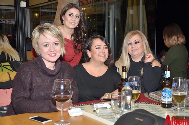 Ebru Yiğit, Fatma Uysal Kaya, Esin Elbi, Funda Gökbel