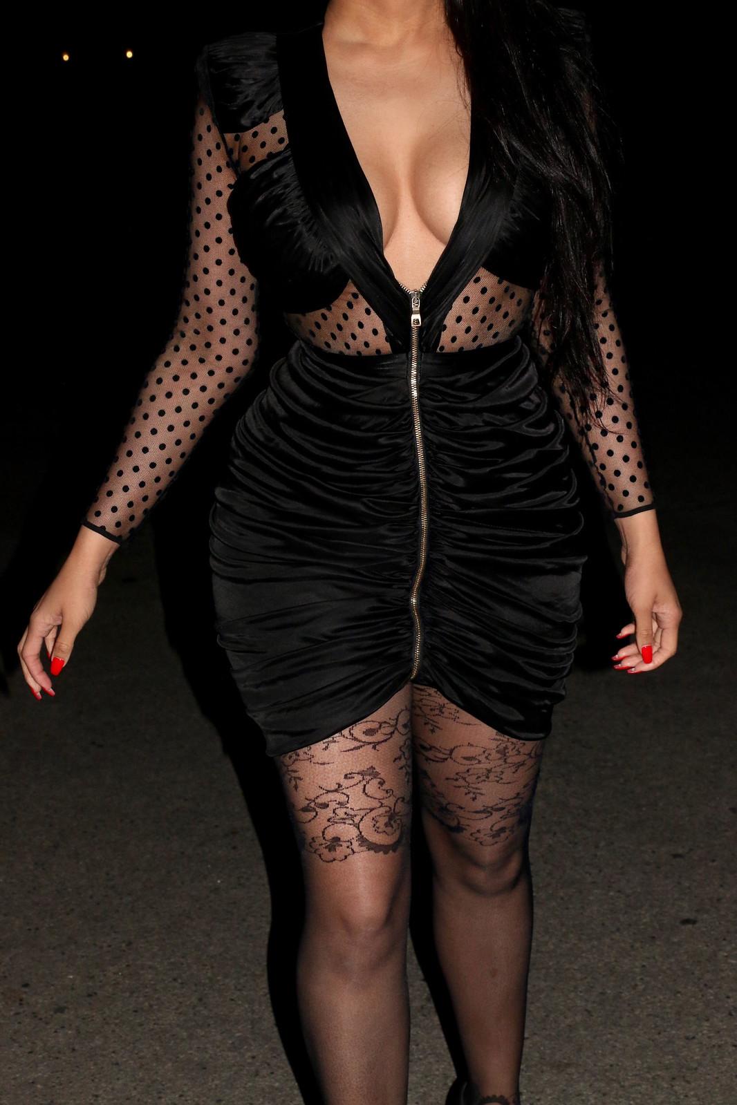 balmain dress 5