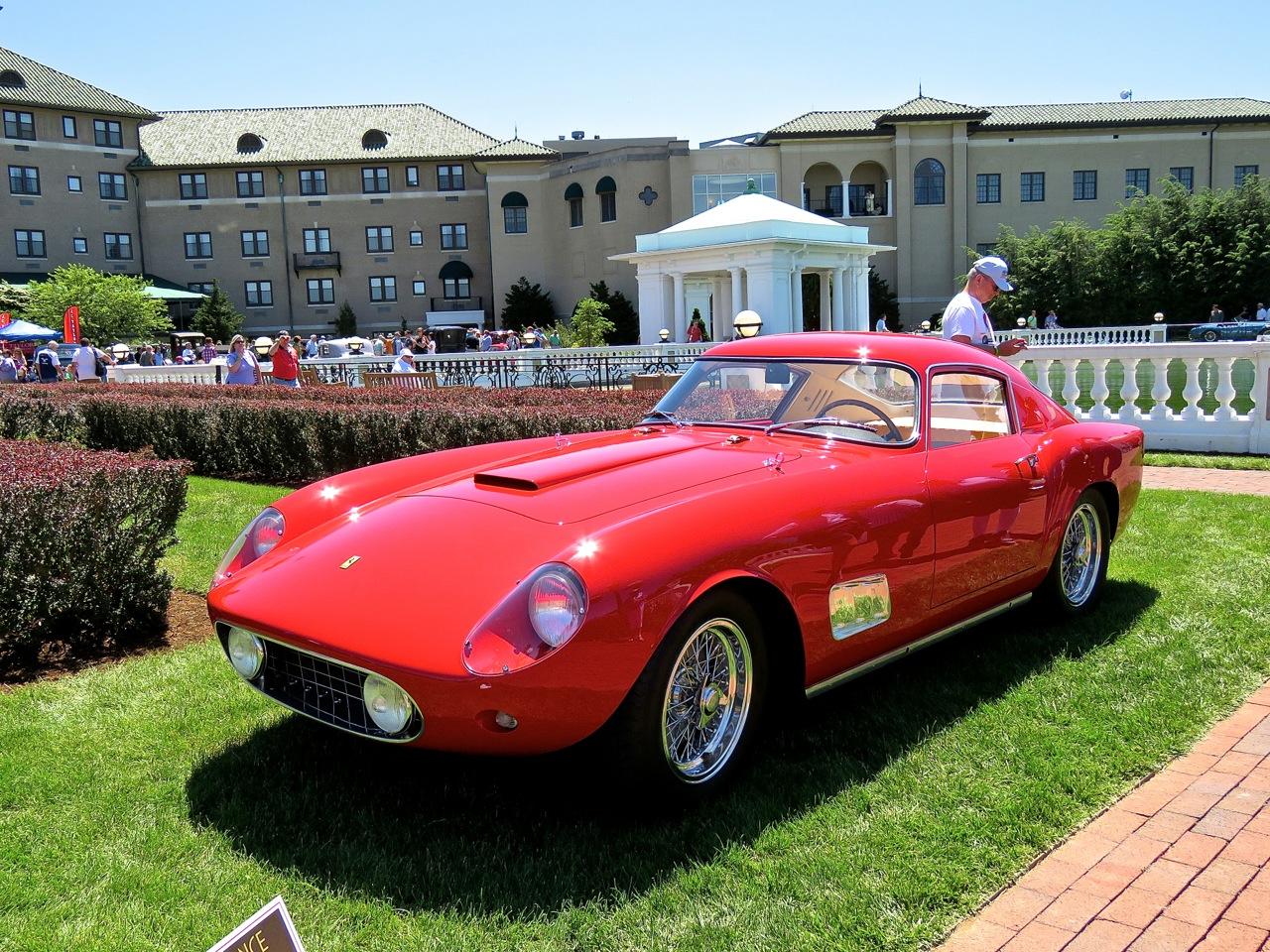 Ferrari 250 TDF Hershey 2