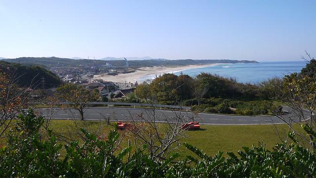 石見海浜公園①