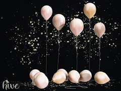 hive // celebration balloons set | uber