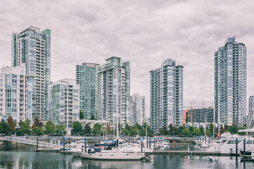 Yaletown Waterfront - Vancouver