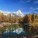 Blue Lake - Val D'Aosta