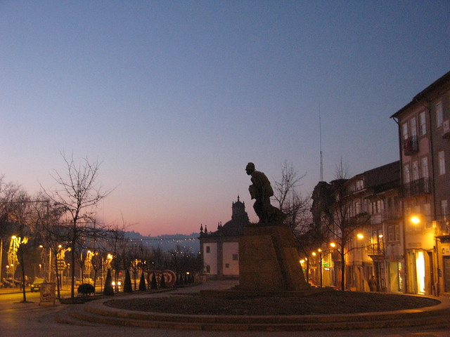 Samstag, den 9. Januar: Barcelos → Ponte de Lima