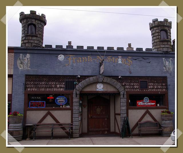 Frank-N-Steins Pub and Gasthaus