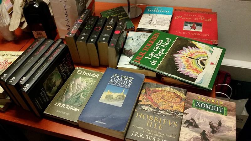126 aniversario del nacimiento de Tolkien