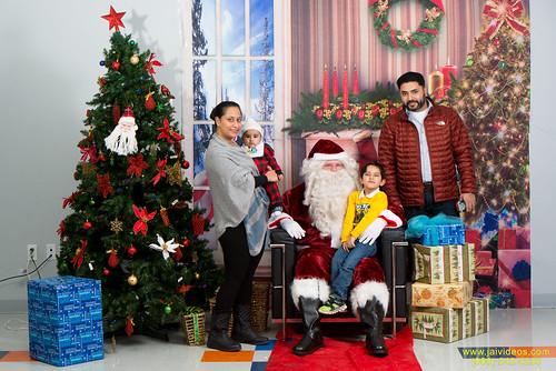 Santa at Teecs-59