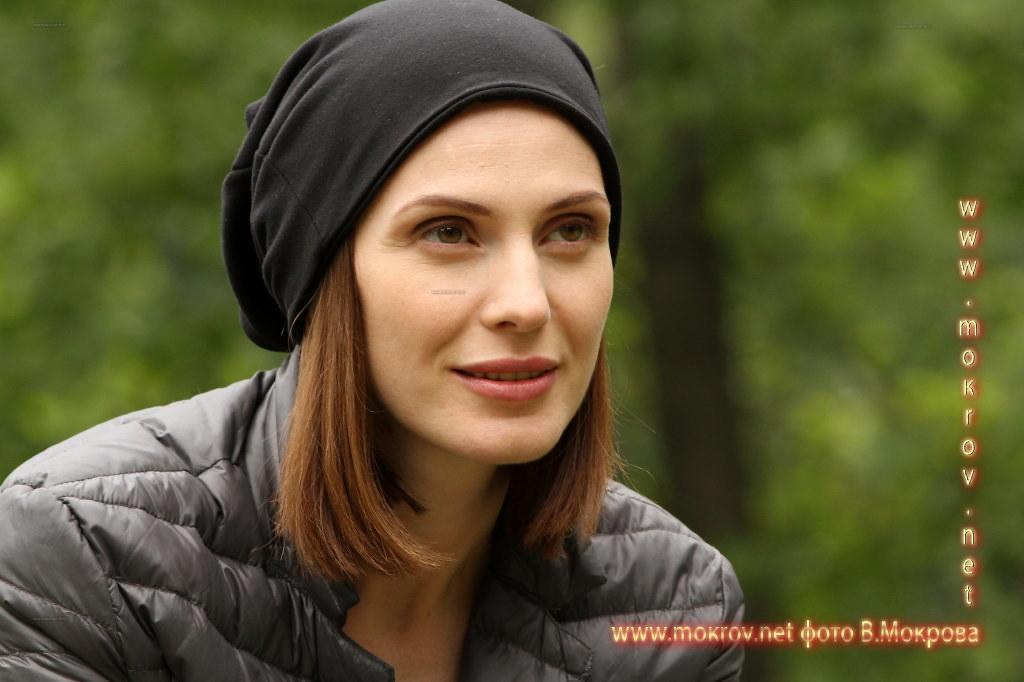 Тара Амирханова - Актриса сериала «Морозова сезон первый» фото рабочих мометов. сериал 20017