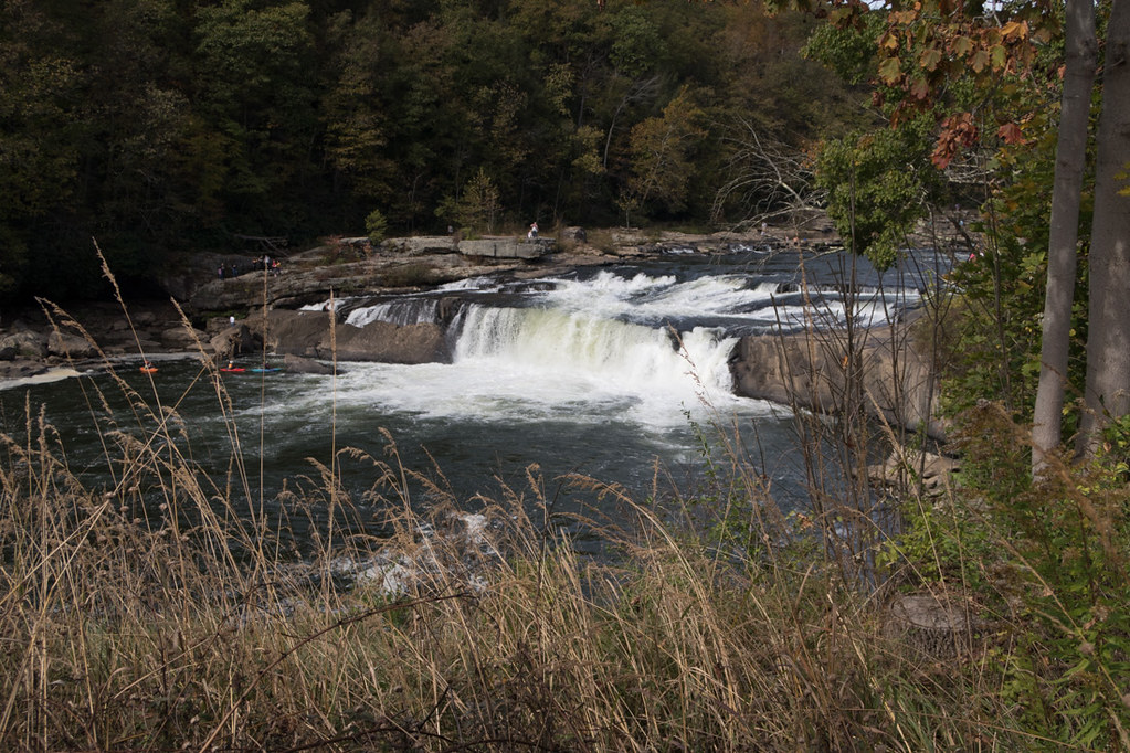 Ohiopyle State Park Waterfalls