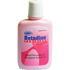 BETADINE VAG D.100ML PLUS APLIKATOR