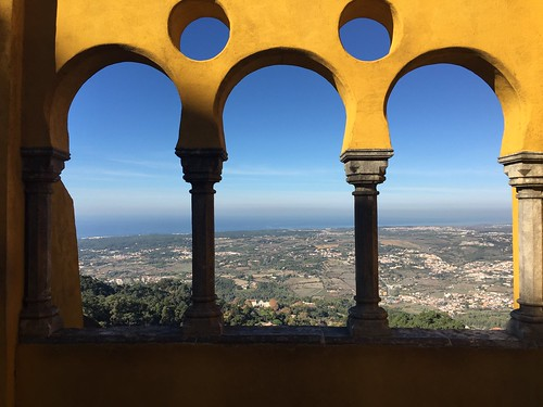 sintra arch view
