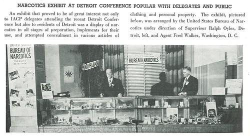 1943-Narcotics Exhibit