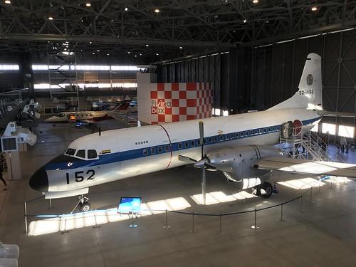 あいち航空ミュージアム YS-11 52-1152 IMG_1766