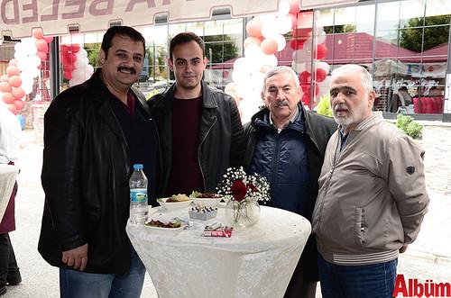 Erdoğan Tellioğlu, İbrahim Ceylan, Ünal Karapaşa, İlhan Darıcı