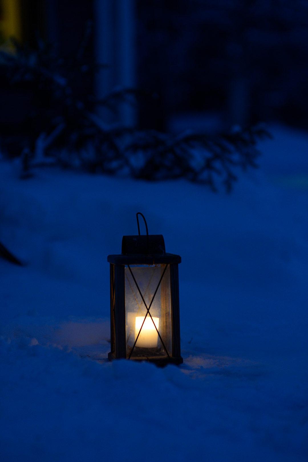 100 years old lantern