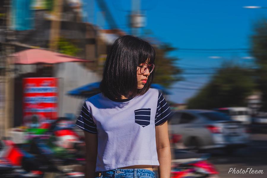 PicsArt Move Blur