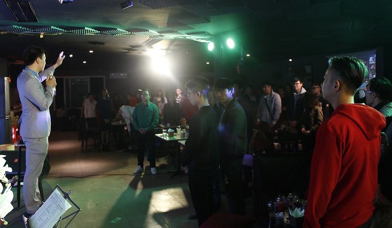 Hội Thánh Hà Nội khu vực Bách Khoa - Giáng Sinh có 163 bạn tham dự có 23 bạn tin nhận Chúa (3)