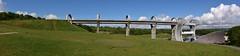 Falkirk Wheel panorama