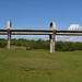 Falkirk Wheel panorama