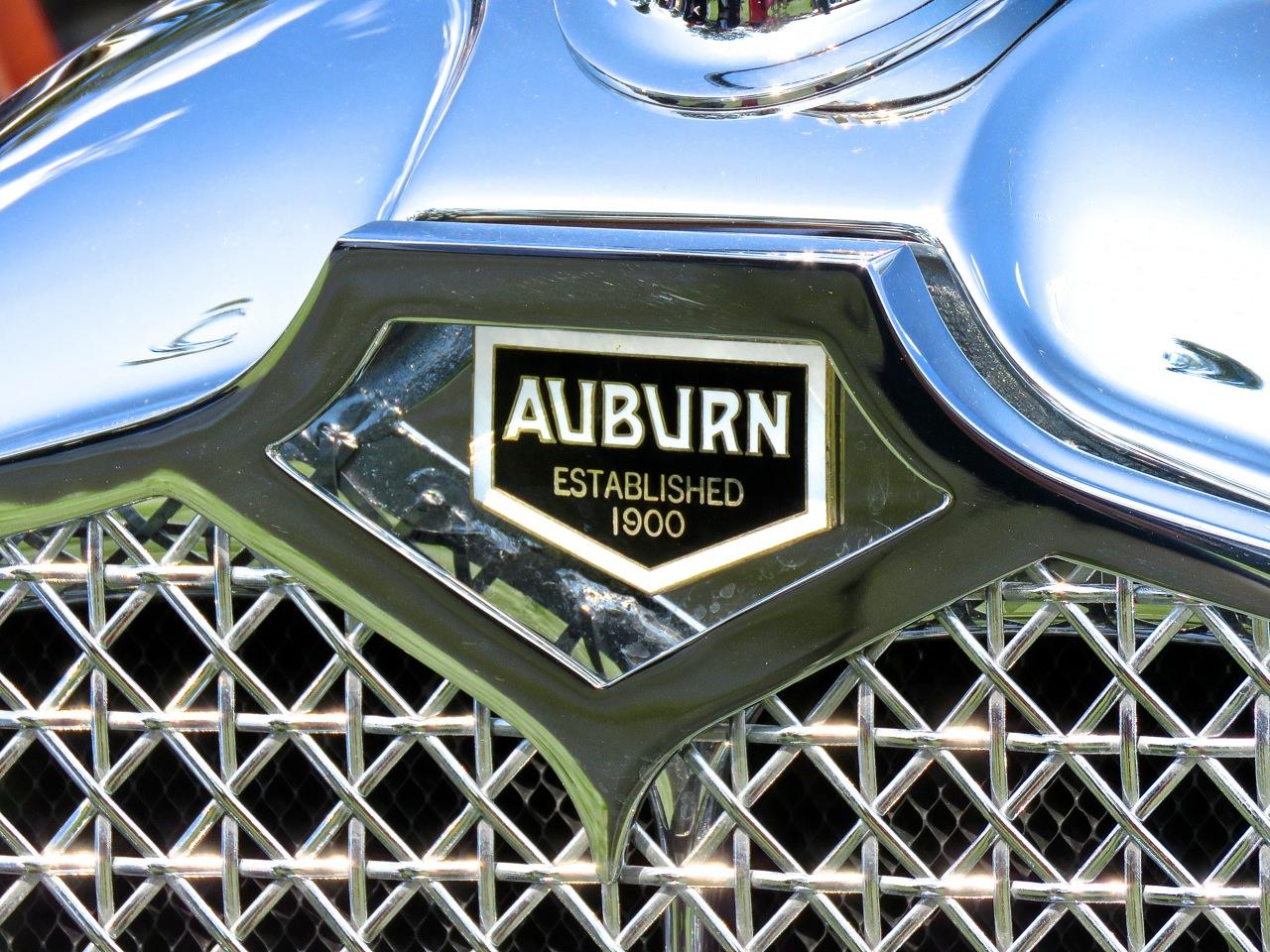 Auburn 12-165 Salon Speedster 2