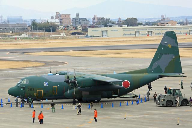 航空自衛隊 第401飛行隊 C-130H 95-1082 IMG_0965_2