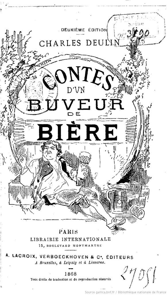 Contes_d'un_buveur_de_bière_Deulin_Charles