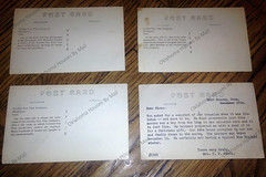 Gordon Van Tine Postcards