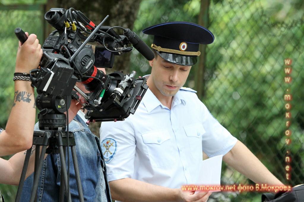 Выложены фотографии со съемок популярного сериала «Морозова»