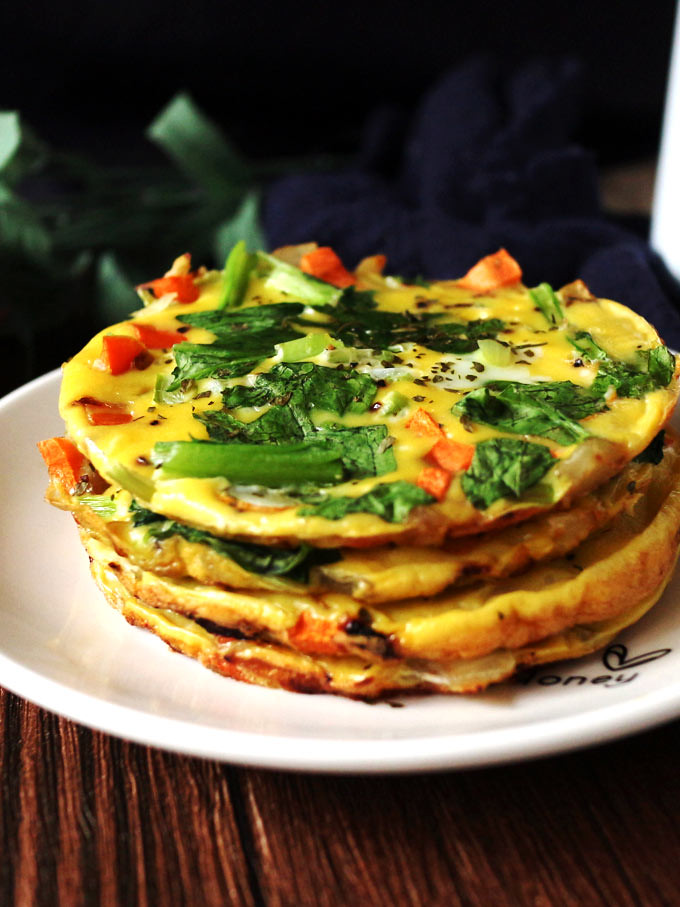 簡易免烤蔬食烘蛋 easy-no-bake-veggie-frittata_neoflam-steam-plus-pan (19)