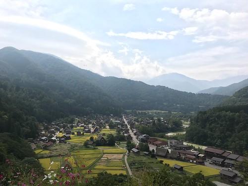 日本の原風景だなぁ
