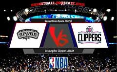 San Antonio Spurs-Los Angeles Clippers Dec 18 2017
