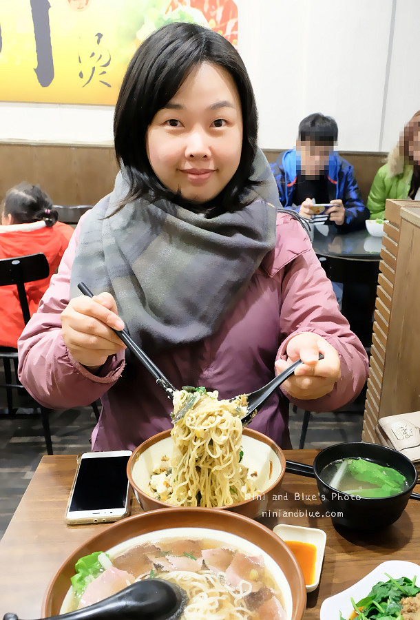 上泓園牛肉麵-科博館美食17