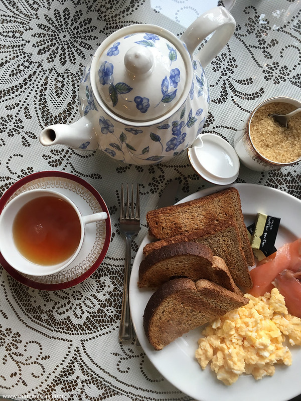 Clarinda's Tea House: dove mangiare a Edimburgo