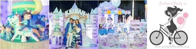 kathan royal prince theme party cover