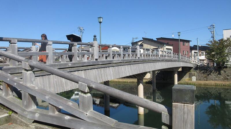 Old Japanese Geisha Town Kanazawa