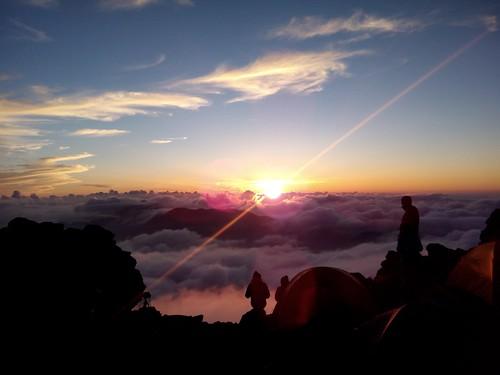 もっとみんな山登りしてほしいな、景色すごいから