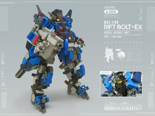 MO2.1109 RIFT BOLT-EX