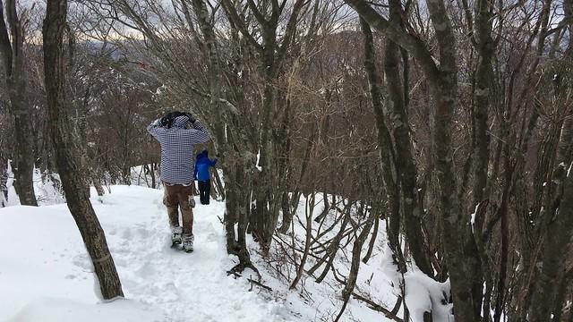 Hiking the Hira Mountains