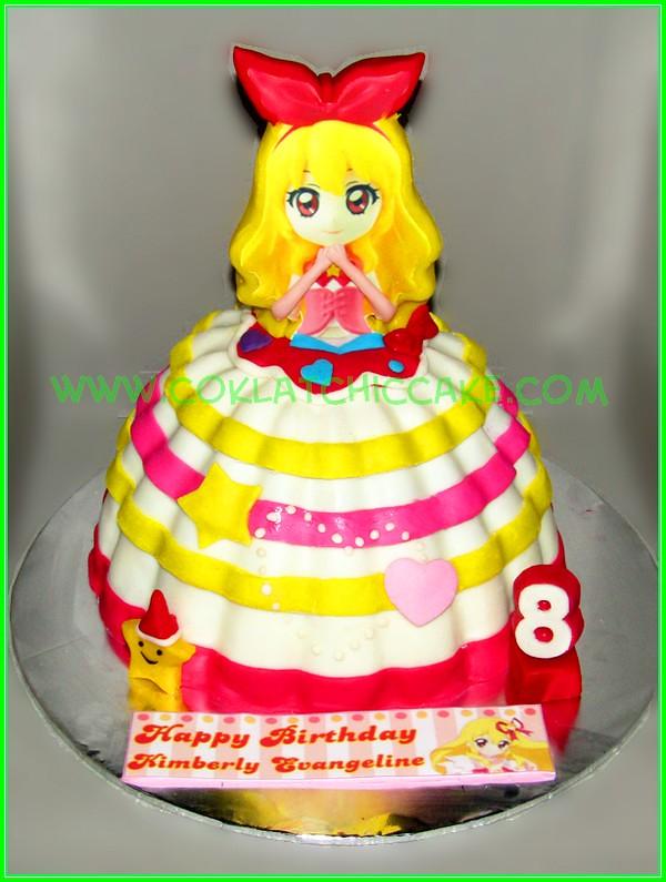 Cake Aikatsu Kimberly