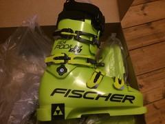Fischer RC4 Podium 150 - titulní fotka