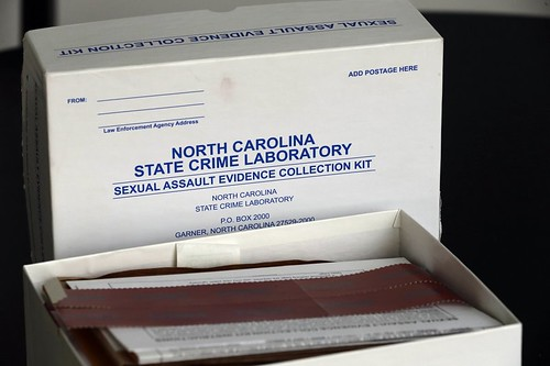 North Carolina: In unusual step, victims told of destroyed rape kits via bridgesfreezefirst