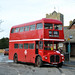 Cliffe Six Bells in 2017: Preserved AEC Routemaster RM1804