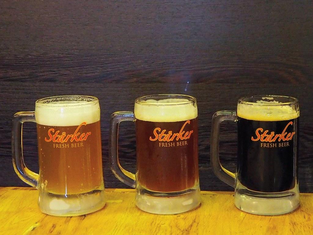 Starker Lychee, Ale, Charcoal