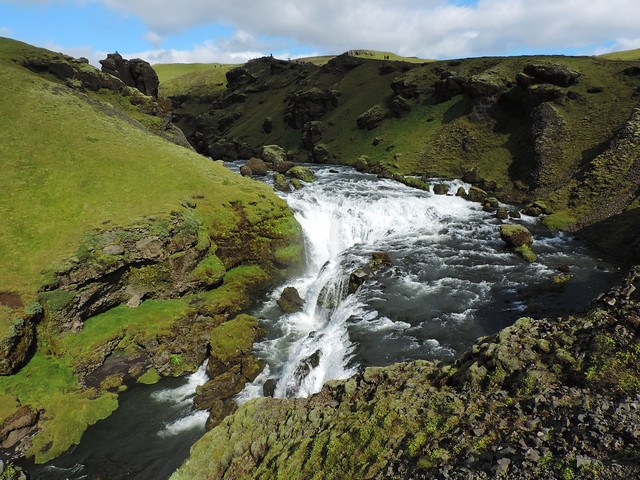 Best Day Hikes In Iceland: Valley of Skógar, Southern Iceland