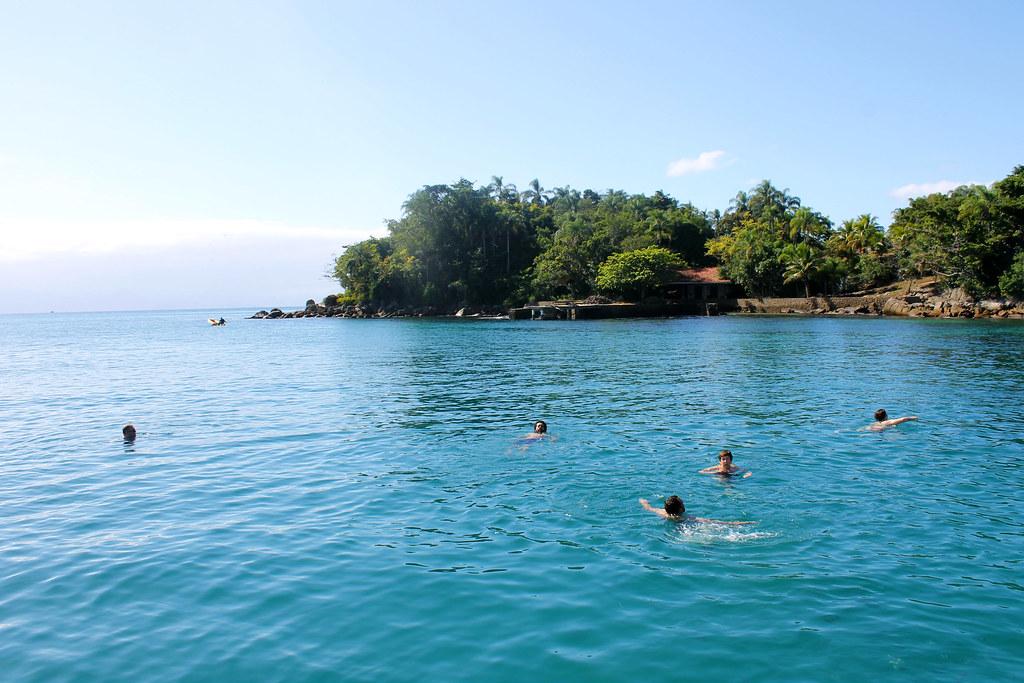 Passeio de Escuna - Ilha Comprida 2