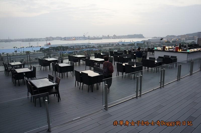 高雄夜景餐廳璀璨星空SKY BAR09