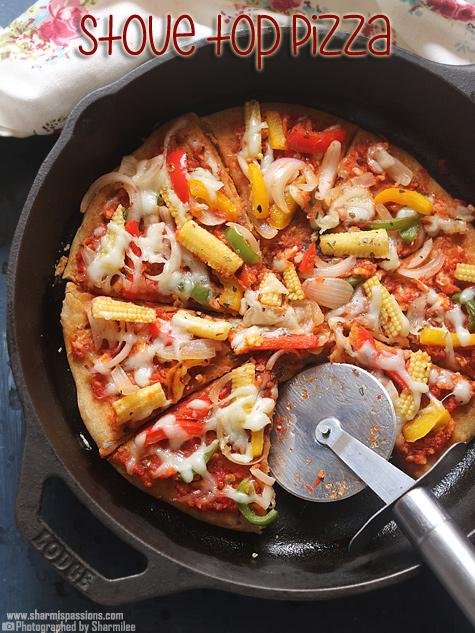 tawa pizza recipe