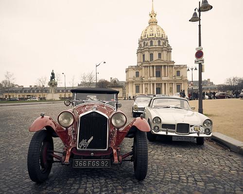 la traversee de Paris ~ 2018